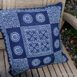 Hmong Pillow Cushion Cover in Natur..